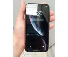 iPhone Xr 64gb Libre con Cargador