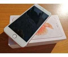 Vendo O Permuto iPhone 6 S Plus Libre