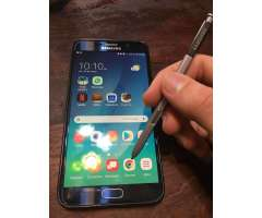 Samsung Note 5 con Poco Uso