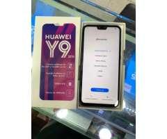 Huawei Y9 2019 Libre