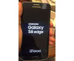Samsung Galaxy S6 Edge 64Gb Impecable!!!