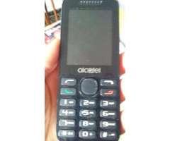 Vendo Celular Alcatel Libre  500