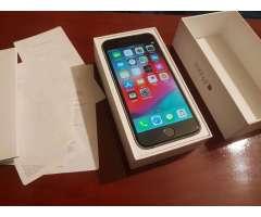 iPhone 6 Libre en Caja