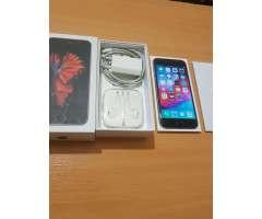 iPhone 6s en Caja Super Completo