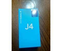 Samsung J4 Nuevo