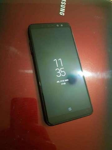 Samsung Galaxy A8 2018 Igual a Nuevo