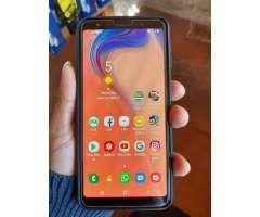 Samsung A7 2018 Dual Sim Libre 64gb