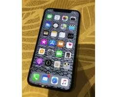 iPhone X Completó en Caja 64gb