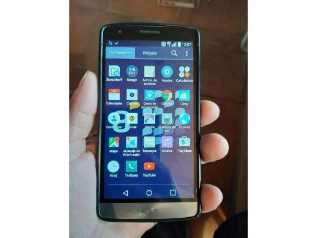 Lg G3 Beat Libre Impecable