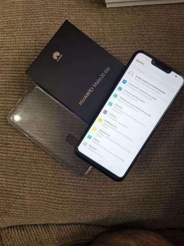 Vendo Huawei Mate 20 Lite Cómo Nuevo.