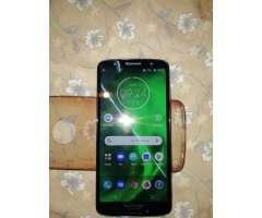 Vendo O Permuto Motorola G6. Libre