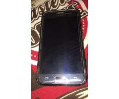 Celular Samsung J2 con estuche y vidrio