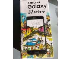 Samsung Galaxy J7 Prime, Exelente Estado