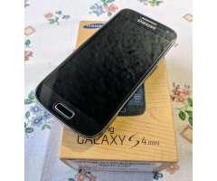 Samsung S4 Mini. 1 Sim. Antel