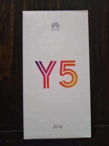 Huawei Y5 sin Uso