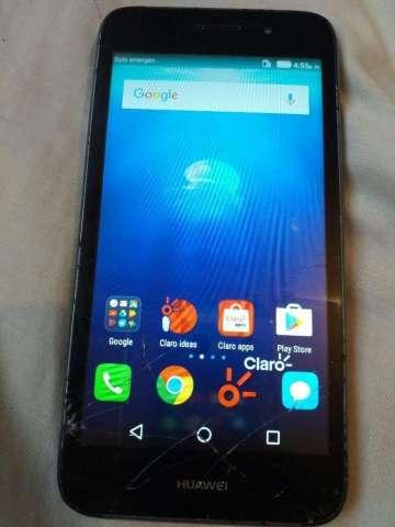 Huawei Y5 Linea Claro