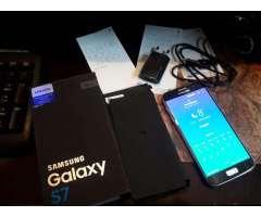 Samsung Galaxy S7 Antel En Caja /4gb Ram / 32gb Rom/ Permuto