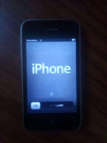 iPhone 3 de 16 Gb No Agarra El Chip