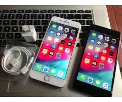 iPhone 7 Plus de 256 Libres Impecables