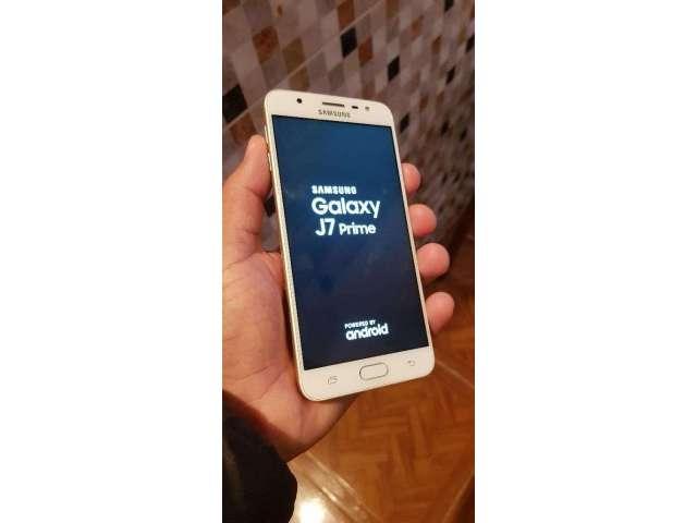 Vendo Samsung J7 Prime Libre Nuevo Lte