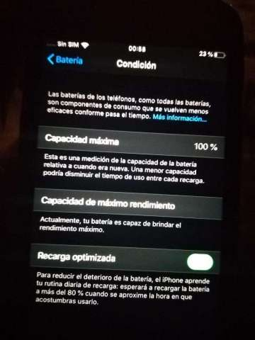 iPhone 6s Antel 32 Gb Permuto Vendo
