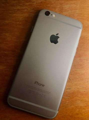 iPhone 6 Casi Nuevo 6000