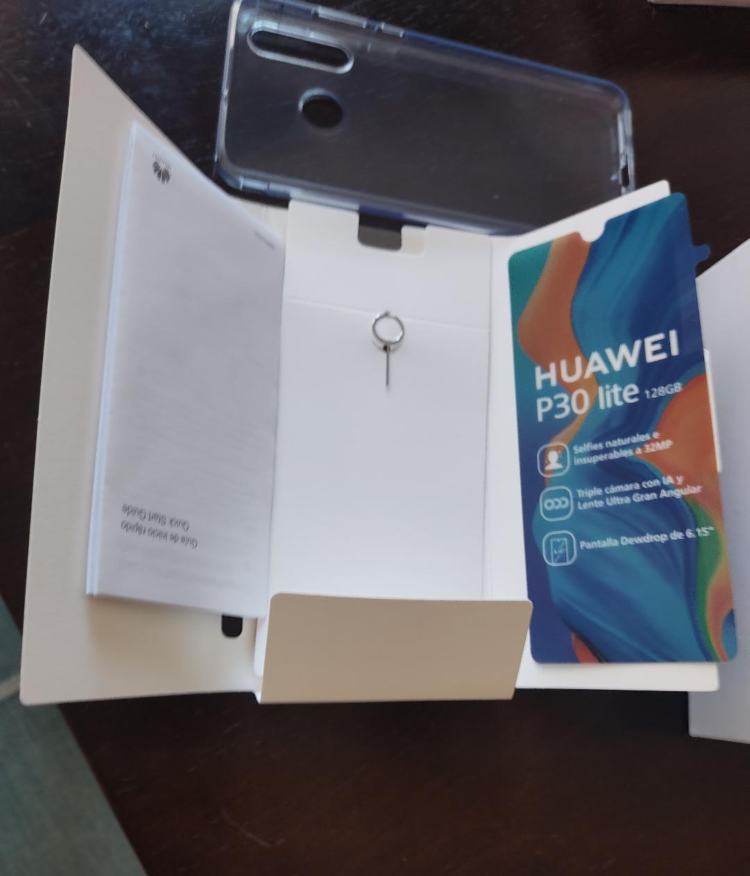 Huawei P 30 Lite, impecable estado. A toda prueba