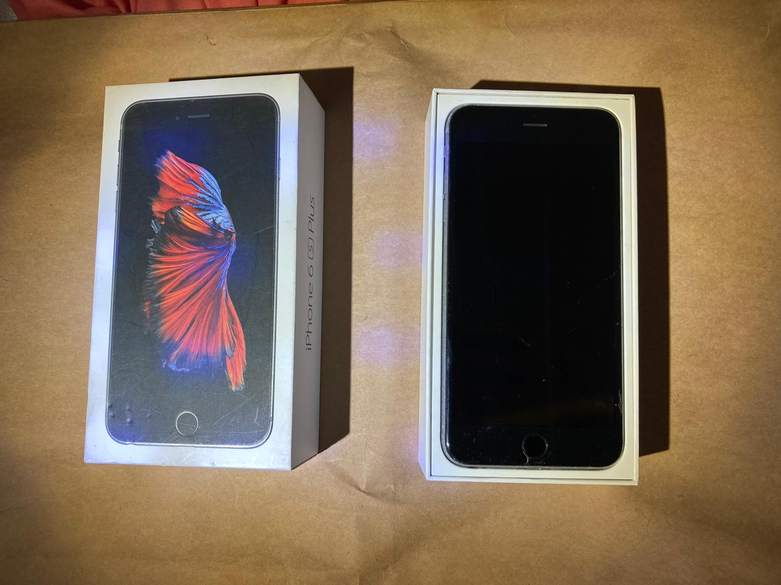iPhone 6s Plus 16Gb Gris Espacial