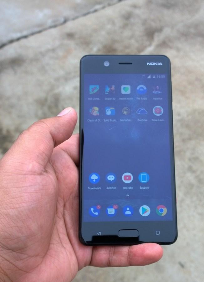 Vendo Nokia 5