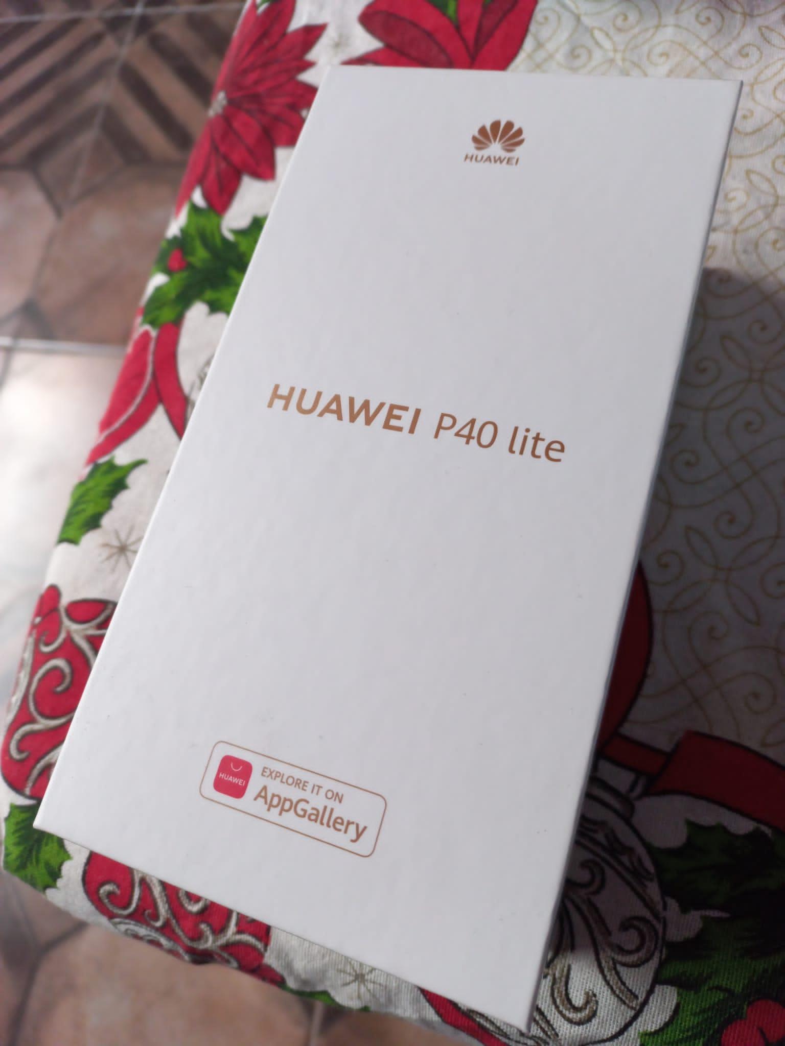 Vendo celular Huawei P40 Lite (nuevo)
